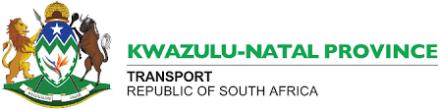 KwaZulu-Natal Department: Transport